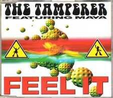 The Tamperer feat. Maya - Feel It - CDM - 1998 - Eurohouse 4TR Fargetta