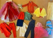 ALL TLC! big lot 13 pieces MOD era vintage BARBIE Campus Sweetheart & more