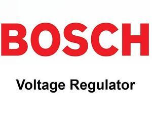 Bmw 3 7 Series E46 E65 E66 X3 E83 BOSCH Alternator Voltage Regulator 2000-