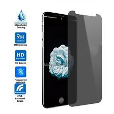 Anti-Spy Privacy Tempered Glass Screen Protector Guard for Apple iPhone 10 X