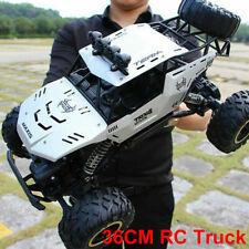 1:12 RC Monste Truck ferngesteuert Auto Geländewagen Off-Road Car 4WD USB F X