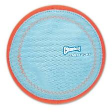 Chuckit! Paraflight Flyer Floatable Frisbee Dog Toy, Small
