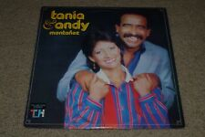 Tania & Andy Montanez~1983 Latin Pop~Venezuelan~Top Hits TH-AMF 2256~FAST SHIP!