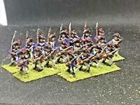 15mm Handpainted Napoleonic French Line Infantry (20 Figs) Essex