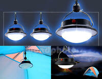 Ultra 60 LED Bright Rechargeable Camping Hiking Fishing Tent Light Lantern Lamp
