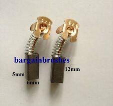 CARBON BRUSHES for Hitachi Drill 14v 18v DV14DL WH18DL DV18DL 999054 999-054 E78