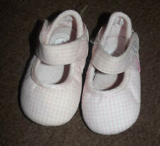Baby Girls Nike Mary Jane Crib Shoes Size 1.5