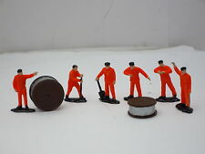 *  NETWORK  RAIL  *  CABLE  LAYING  GANG  6  FIGURES  VERY  GOOD  CONDITION