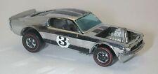 Redline Hotwheels Chrome 1970 Boss Hoss oc8703