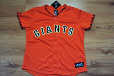 BUSTER POSEY SAN FRANCISCO GIANTS NEW MLB WOMEN'S MAJESTIC OFFICIAL JERSEY