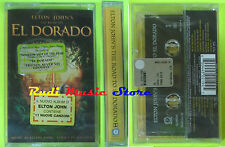 MC ELTON JOHN'S THE ROAD TO EL DORADO SIGILLATA SEALED SOUNDTRACK *cd lp dvd*vhs