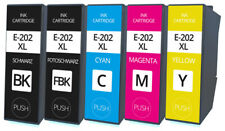 Set 5x TINTE PATRONE XL für Epson Expression Premium XP6000 XP6005