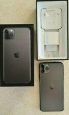 Apple iPhone 11 Pro Max - 256Go - Gris sidéral (Désimlocké) comme neuf garantie