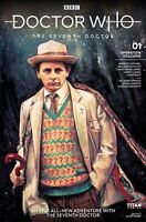 Doctor Who The Seventh Doctor Operation Volcano (2018) #1 - Cover A - New Bagged