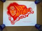 Jermaine Rogers Deftones Poster - Signed Artist Proof Print - San Francisco 07