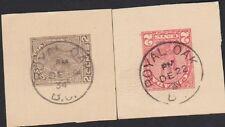 BC. ROYAL OAK on 2 stny pces, 1931 & 1934 Closed 1961