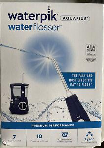 Waterpik Aquarius Electric Water Flosser WP-663CD Blue