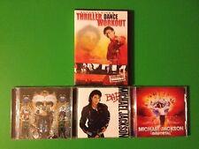 Michael Jackson Dangerous Bad Special Edit. Immortal Thriller-Dance workout DVD