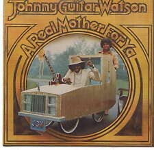 JOHNNY GUITAR WATSON -  A real mother for ya - CD album