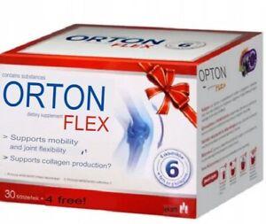 Orton Flex Christmas packaging, 30 + 4 sachets