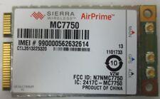 Sierra AirPrime Mc7750 3G B13 Lte Cdma Module Gps 100Mbps Pci-E Card