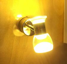 Adjustable LED dual direction wall light - Home decor - 12 watt warm white light