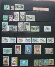Algerien 1962-1975 Sammlung ** postfrisch MNH mit der gesuchten Mi.Nr. 393 **