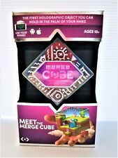 Merge Cube- Holograms In The Palm of Your Hand AV/VR Holograms  Ages 10+