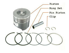 PISTON FOR VW DERBY GOLF JETTA POLO 9.5 TO 1 CR 1.3 1985- 0.5mm OVERSIZE