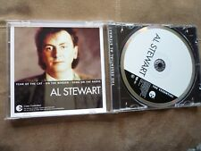 THE ESSENTIAL AL STEWART 17 TRACK BEST OF CD ALBUM EXC YEAR OF THE CAT