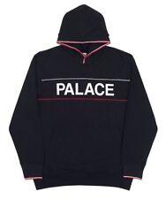 Palace Skateboards handle HOOD black medium M nero con cappuccio Pullover Hoodie