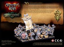 Avatars of War: Dwarf Doomcrushers Warriors Boxed Set - AOWPL11