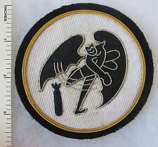 318th BOMB SQUADRON US AIR FORCE Bullion PATCH Custom Made for USAF VETERANS