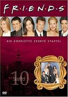 Friends - Die komplette zehnte Staffel (5 DVDs) | DVD | Zustand gut