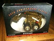 RARE Melroe Clark Bobcat M610 Skid Steer Loader 1:25 Toy Anniversary Ltd Ed Gold