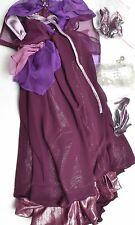 "Wilde Imagination Queen Of The Purple Moon 19"" OUTFIT & ACCESSORIES Evangeline"