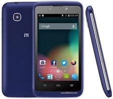 Nueva marca ZTE KIS/3-Desbloqueado-III Wifi-azul-Cámara de 3.2 megapíxeles