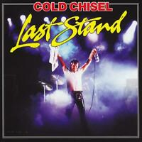 COLD CHISEL Last Stand CD BRAND NEW Live Jimmy Barnes