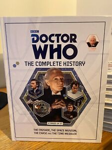 DOCTOR WHO - The complete history - Volume 5: THE CRUSADE - THE TIME MEDDLER