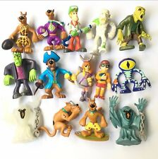 random 11X Scooby Doo Mystery Mates Solving Crew Monsters Pirate Figure Boy Toy