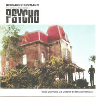 *NEW* CD Soundtrack - Alfred Hitchcock - Pyscho (Mini LP Style card Case)