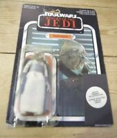 Star Wars Clipper Squid Head Vintage Carded Palitoy ROTJ