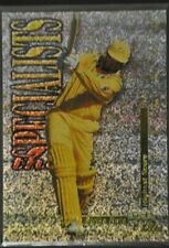 1995 Season Cricket Trading Cards