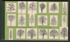 2000 A TREASURY OF TREES PRESTIGE BOOKLET DX26