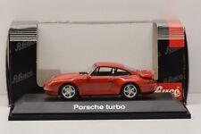 PORSCHE 911 (993) TURBO SCHUCO 1/43 NEUVE EN BOITE