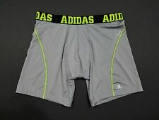 Adidas Stay Cool Base Layer / Boxer Brief - Gray - Small