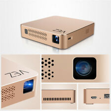 Bluetooth Mini Portable Wifi Pocket LED DLP Miracast Theater Projector 1080P FG