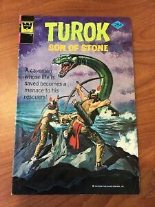 Turok Son of Stone #98 Whitman Comics 1975 FN