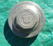 OEM Antique 1926-1929 Cadillac Wheel Hub Grease Cover