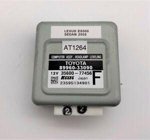 OEM 02-06 Lexus ES300 ES330 Headlight Head Lamp Control Leveling Computer Module